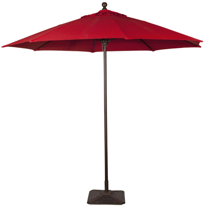 somers furniture red umbrella