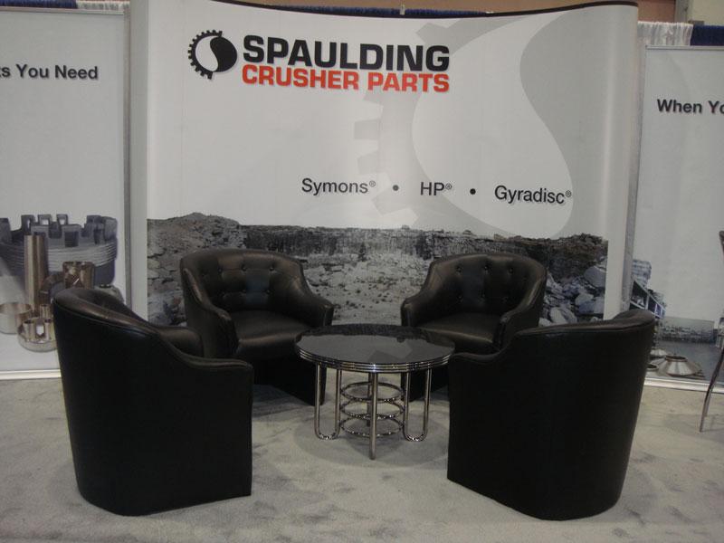 ConExpo meeting room furniture rentals at Las Vegas Convention Center