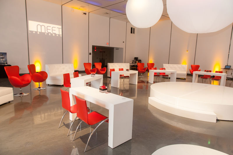 commercial rental furniture for teaching and business conference