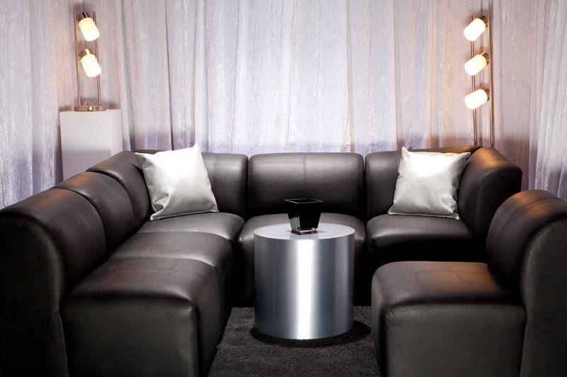 rental business and meeting room furniture at Las Vegas Convention Center