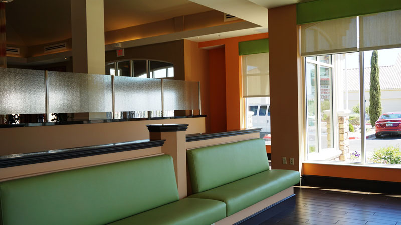 commercial grade dining seats and furniture for restaurant in Henderson