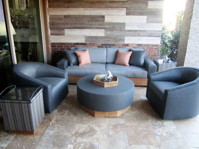 elegant custom seating and furniture for commercial and residential properties Las Vegas