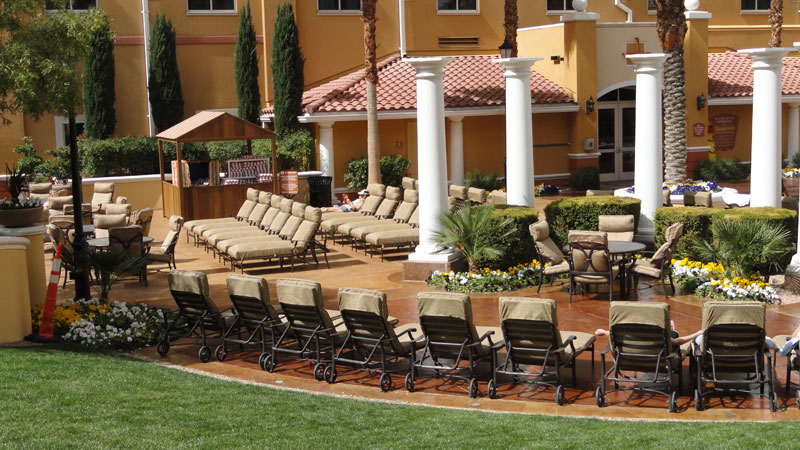 commercial custom furniture for Wyndham Resorts Las Vegas