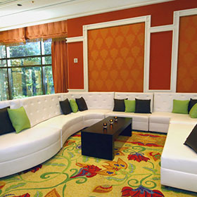 Modern Commercial Al Furniture For Wynn Las Vegas Meeting Rooms