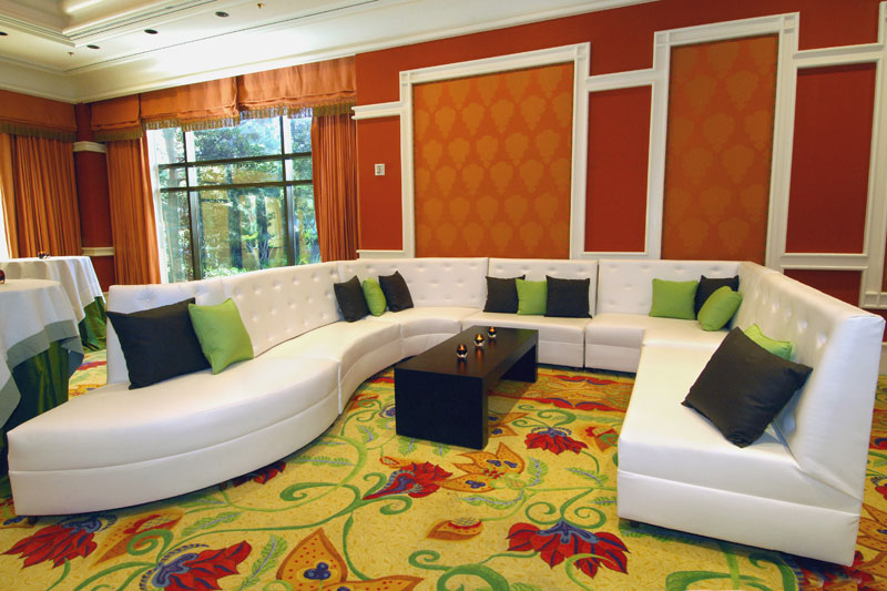 modern commercial rental furniture for Wynn Las Vegas meeting rooms