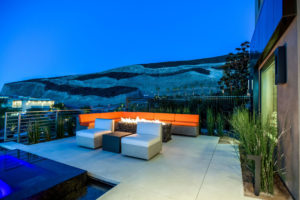 outdoor furniture for Las Vegas residence