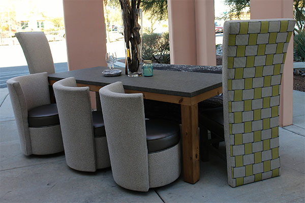 Somers Furniture luxury outdoor furniture