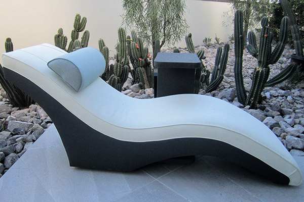 somers furniture lounger at the new american home 2019