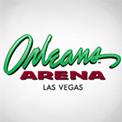 orleans arena las vegas logo