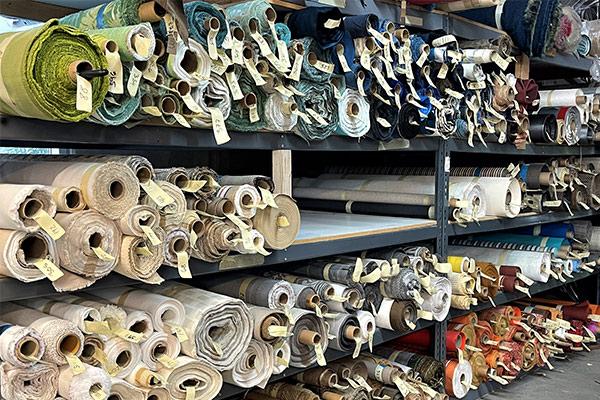 Designer Fabrics Remnant Sale